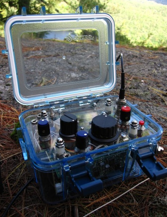 MFJ QRP Cub Transceiver Radio