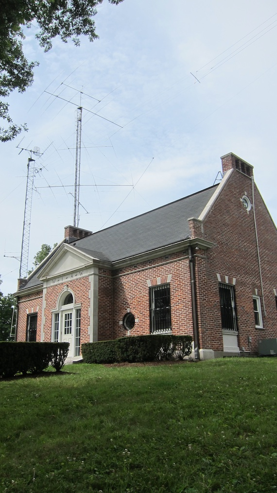 Built in 1938, this could be the epicenter of amateur radio in the entire world. Photo credit: Tim Carter - W3ATB