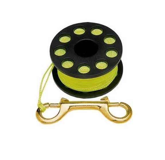 You'll NEVER find a better spool for outdoor radio. CLICK this image NOW to buy it. Image credit: Amazon.com