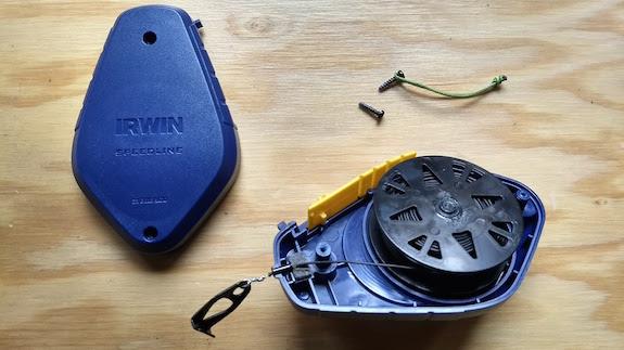 wire antenna winder