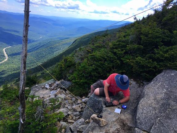 W3ATB Tim Carter Cannon Mountain