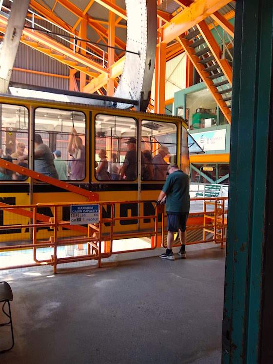 cannon mountain tram
