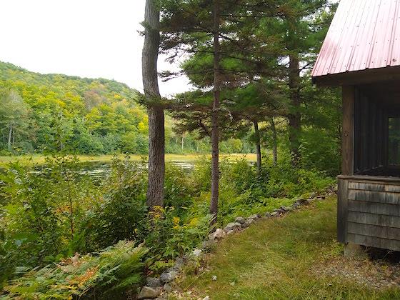 dearborn pond cabin