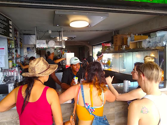 food stand puerto rico