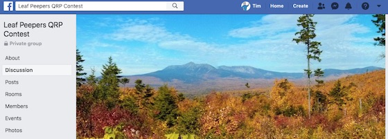 leaf peepers facebook page