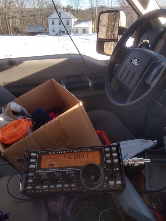 kx3 radio
