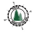 POTA parks on the air logo