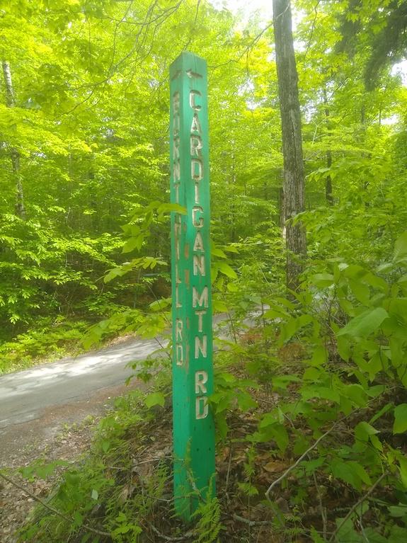 Cardigan Mountain SP
